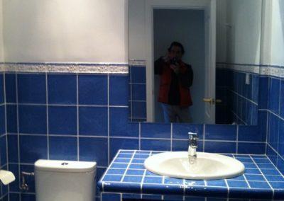 Reforma de baño Malaga