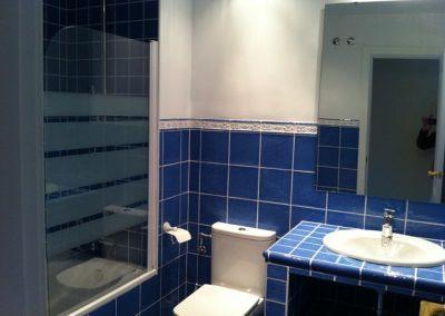 Reformas baños generales