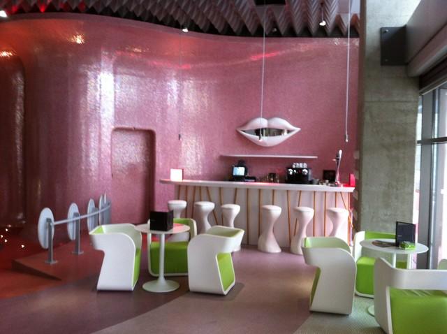 Reforma Hotel Barceló Bar