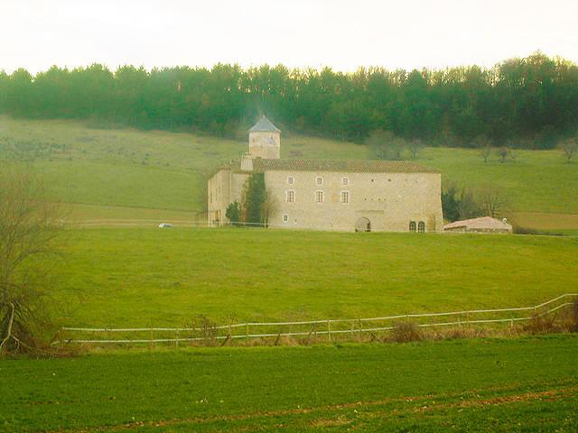 Restauración Chateau Malbosch XIII