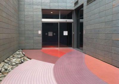 HOTEL BARCELÓ MÁLAGA – Acceso Vialia y ascensores
